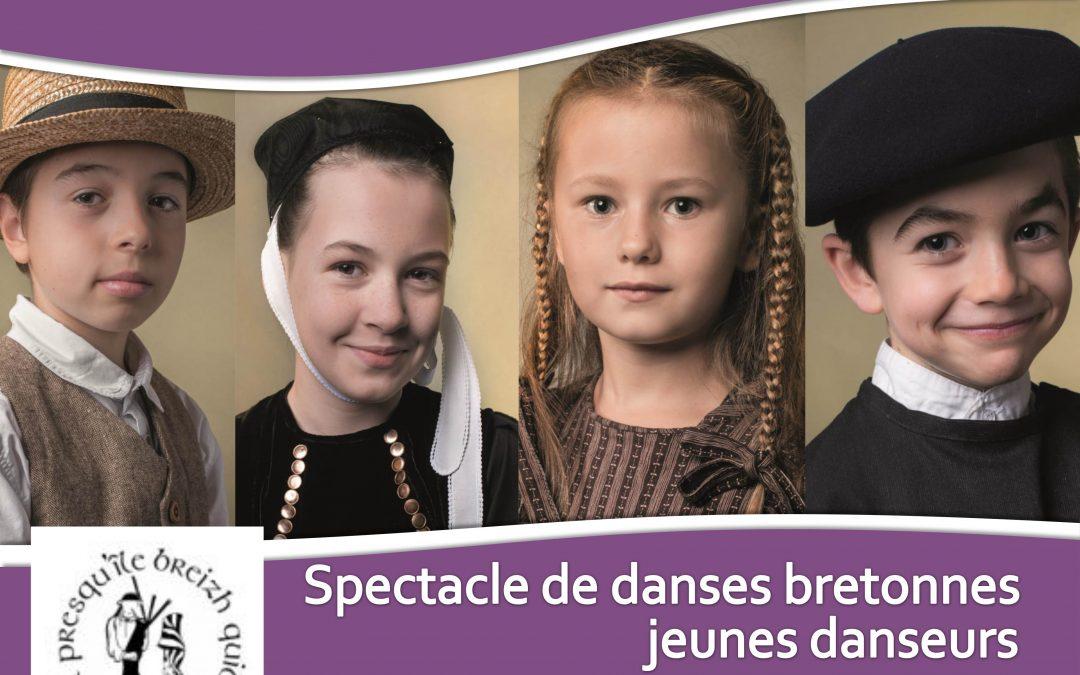 ÉVÈNEMENT : Festival des jeunes danseurs le 3 juin 2018