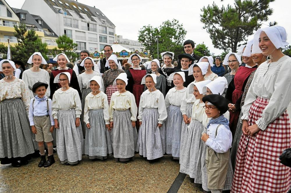 200 danseurs réunis à Quiberon le dimanche 3 juin 2018