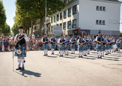 Lorient Pipe Band Brittany Helene Vauche Photographe